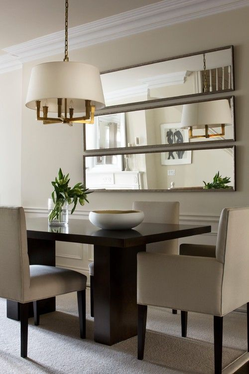 area mirror tables for living room. stacked horizontal mirrors help a room seem larger. consider placing mirrors, single layer around wall or two at the top. area mirror tables for living r