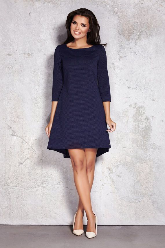 Midi kleid winter