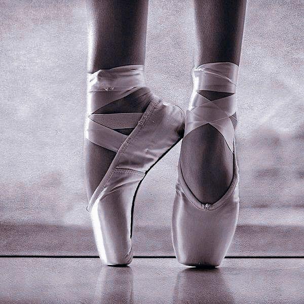 Ballett Füße