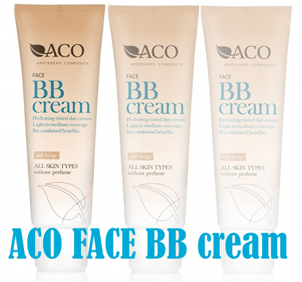 aco bb cream soft beige
