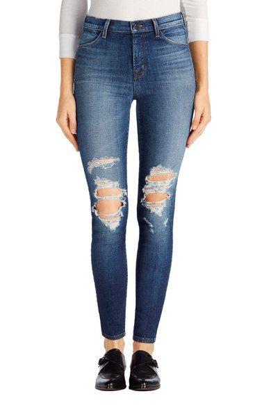 5f3a7d834 J BRAND Maria High Rise Skinny Jeans. #jbrand #cloth # | jeasn mujer ...