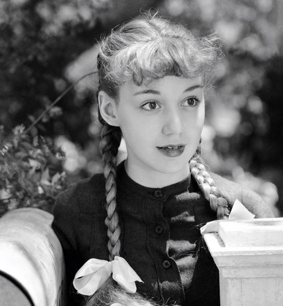 Actress Anne Shirley Legally Changed Her Name After Playing