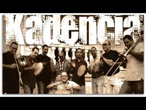 Ritmo Latino Show con Angel Arce, Presenta, Kadencia, BOMBA DEL CAÑABERAR