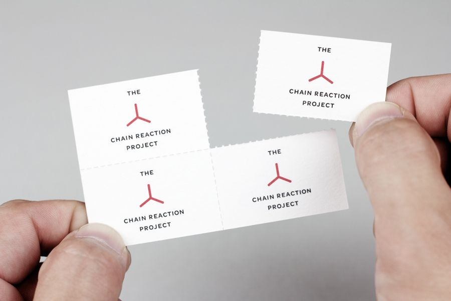 New Logo for The Chain Reaction Project by Bravo - BP&O | Chain ...
