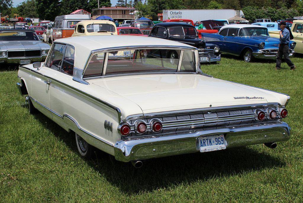 1963 Mercury Monterey 2 door hardtop   Cars - The Biggest