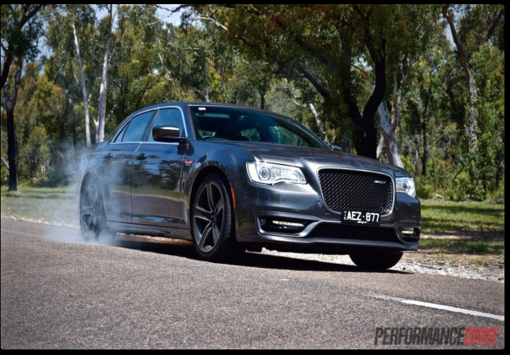 The 2019 Chrysler 300 Srt 8 Offers Outstanding Style And Technology