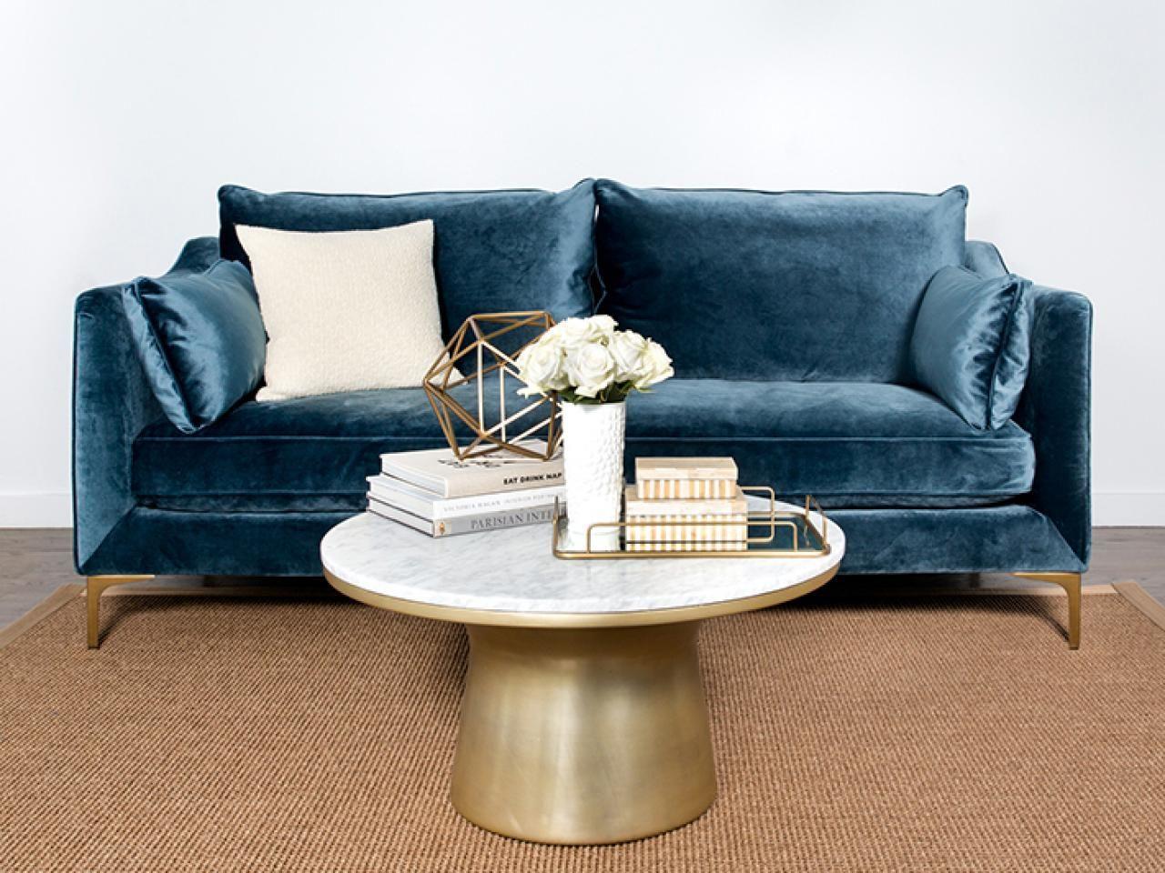 11 On Trend Velvet Sofas To Refresh Your Living Room With Images Velvet Sofa Living Room Sofa Design Luxury Sofa Design