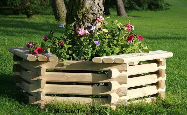 hexagonal tree seat planter tree seat planters and tree planters