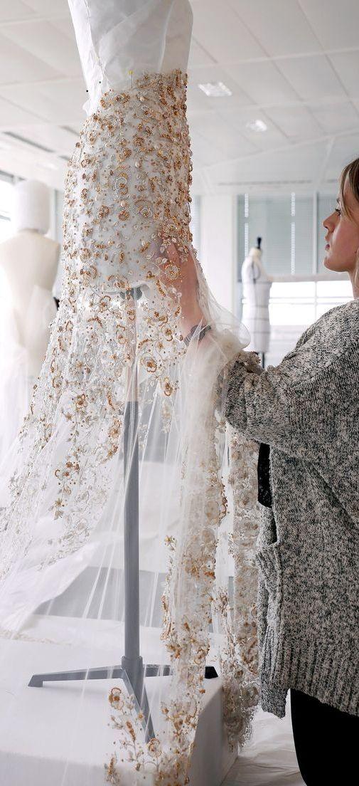 Vogue.co.uk Homepage   Alta costura, Costura y Bordado