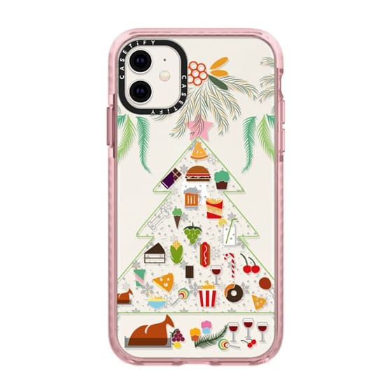 Foodies Christmas Tree Casetify Cute Phone Cases Iphone Cases New Iphone