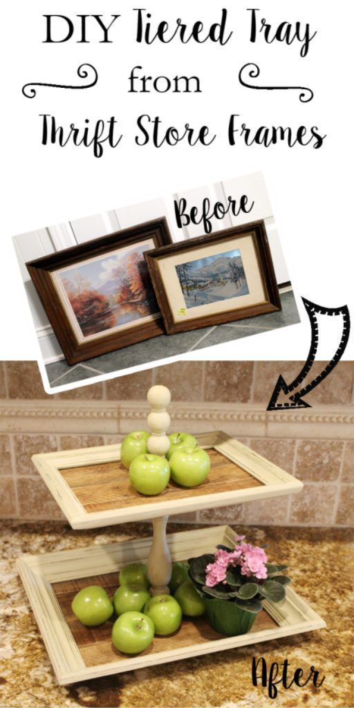 The 75 Absolute Best Dollar Store Crafts Ever #machesselbst–diy
