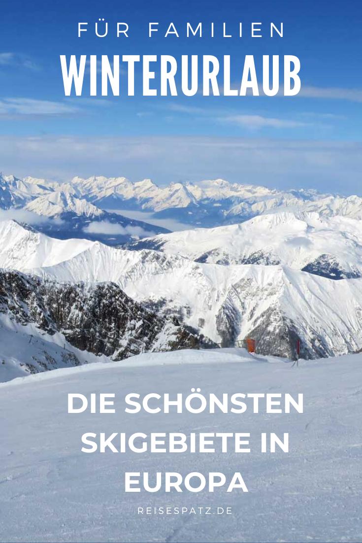 Die schönsten Skigebiete für Familien in Österreich & Europa