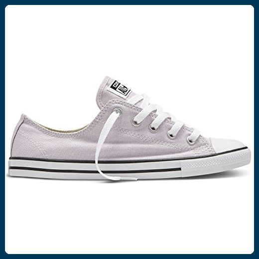 Converse Chuck Taylor All Star OX Sneaker Turn Schuhe Chucks Damen lila NEU OVP