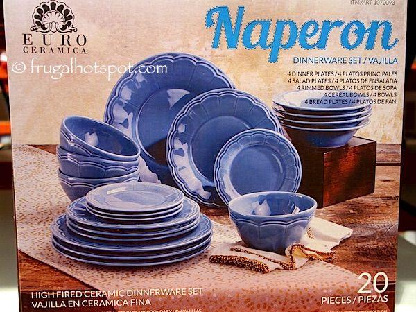 Euro Ceramica. Euro Ceramica Zanzibar Euro Dinnerware Set Euro ...