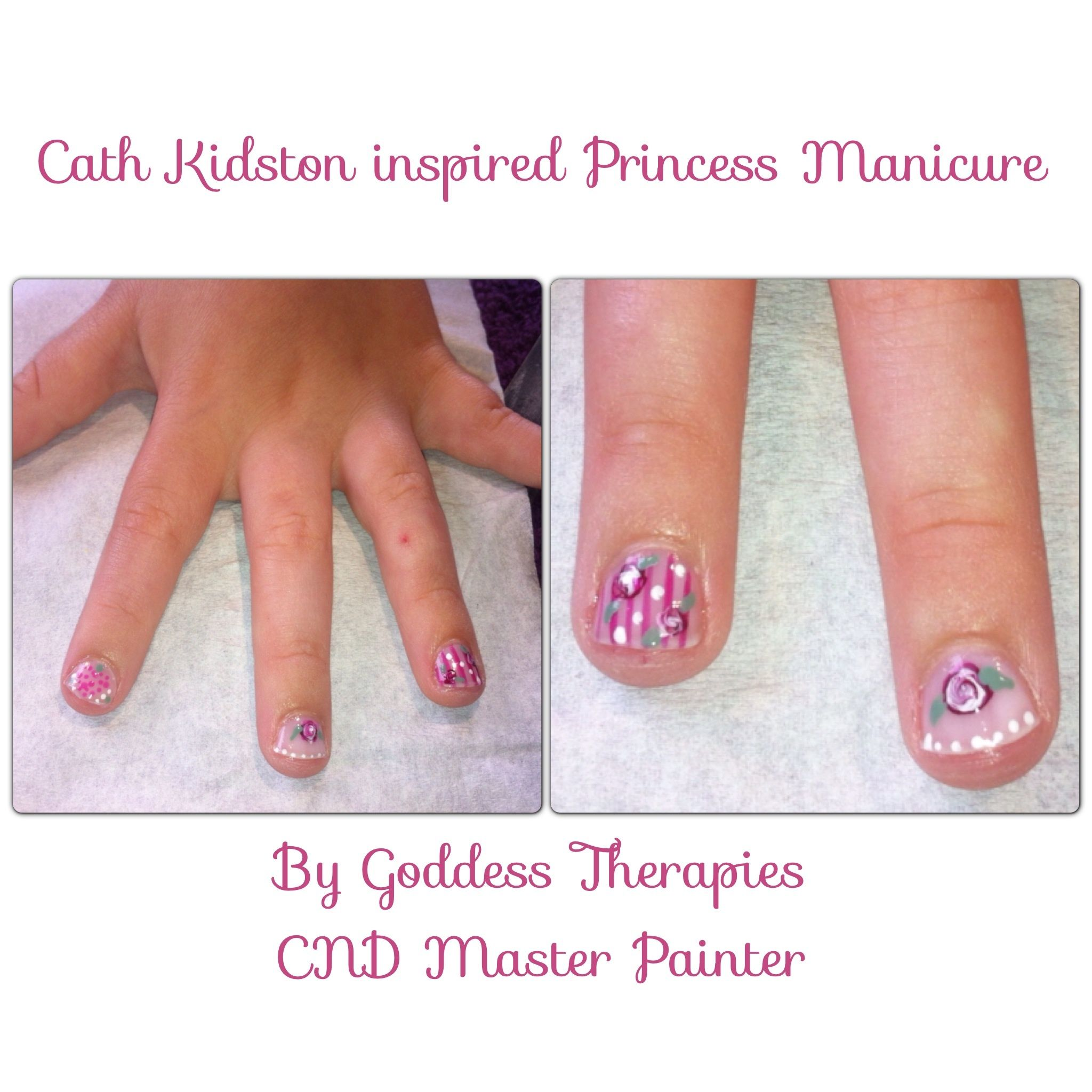 Nail Art for kids | Zainnab | Pinterest