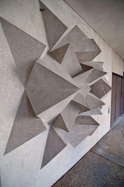 Concrete Art Concrete Art Concrete Sculpture Wall Sculptures