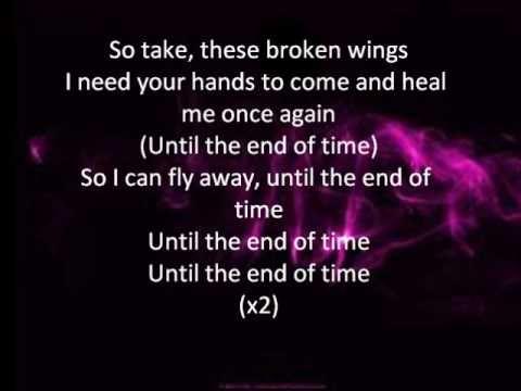 Mr Mister Broken Wings Lyrics Youtube Wings Lyrics