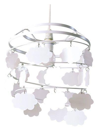 Cloud lampshade BLUE+WHITE Lampen, Lampenschirm, Wolken