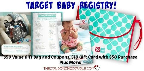 Target Baby Registry: FREE Coupons and Handpicked Samples ...
