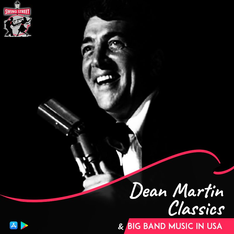 Tune In To Big Band Music In The Usa For Dean Martin Classics In 2020 Dean Martin Dean Martin Songs Music Bands