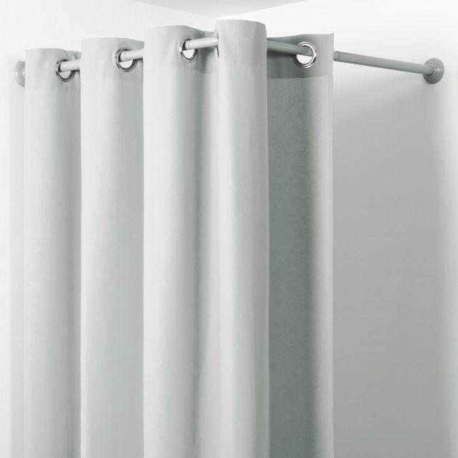 Rideau de douche qualit luxe bathroom toilets bathroom toilets curtains et bathroom - Rideau douche luxe ...