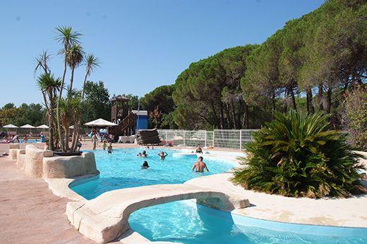 Camping Marseillan Plage Homair, location camping pas cher à - camping a marseillanplage avec piscine