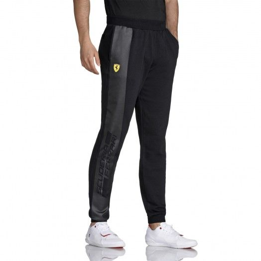8dcd84f4ed Men's Puma Scuderia Ferrari Track Pants - Trousers and Shorts ...