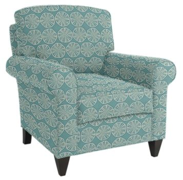 Wilton Skirtless Chair Occasional Chairs Comfy Chairs Upholstered Chairs