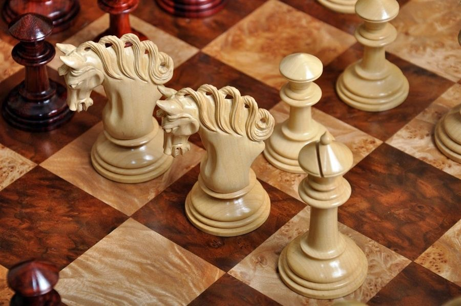 The Westminster Series Artisan Chess Pieces 4 4 King Uscf Sales