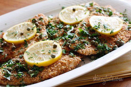 how to make lemon butter sauce for fish fillet