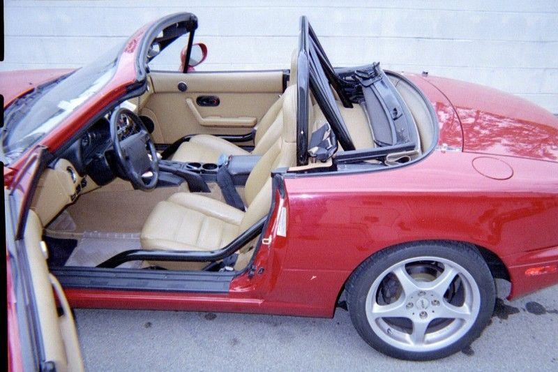 Miata Custom Door Bars Miata Miata Roll Bar Mazda Miata