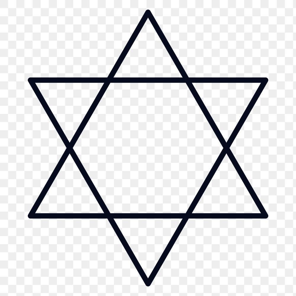 Star Of David Jewish Symbol Design Element Free Image By Rawpixel Com Ningzk V Jewish Symbols Symbol Design Star Of David
