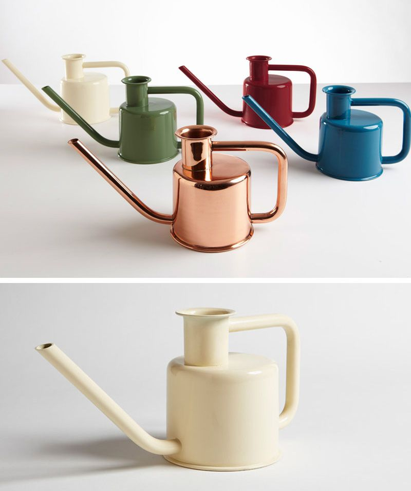 Gear Up For Garden Weather With These Modern Watering Cans