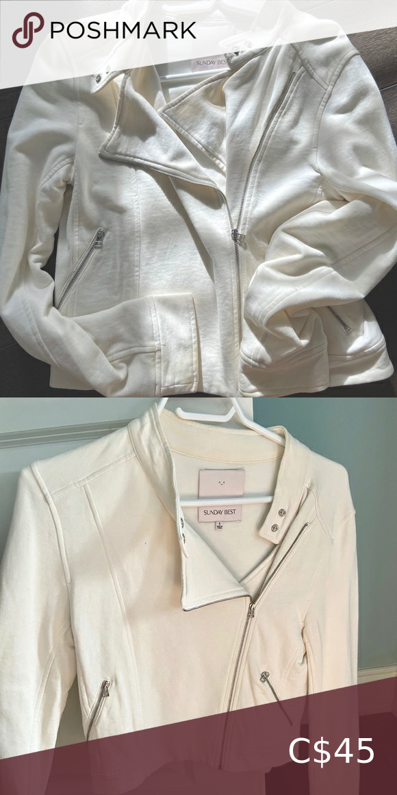 ARITIZA'S SUNDAY BEST ☁️ spring white jacket ARITIZA'S SUNDAY BEST ☁️ spring white jacket   Perfect white jacket for spring 🦢   WORN ONCE ❣️❣️  Originally $100 for $45  #artiza #sundaybest #whitecoat #spingcoat #white Jackets & Coats