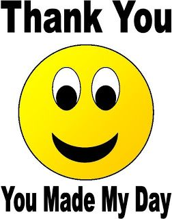 15 Smileys With Thanks Message Funny Emoticons Thanks Messages Smiley