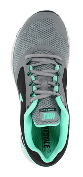 on sale ef587 e5e45 Mint   Gray Nikes  Yes, please! rstyle.me ~26bGM