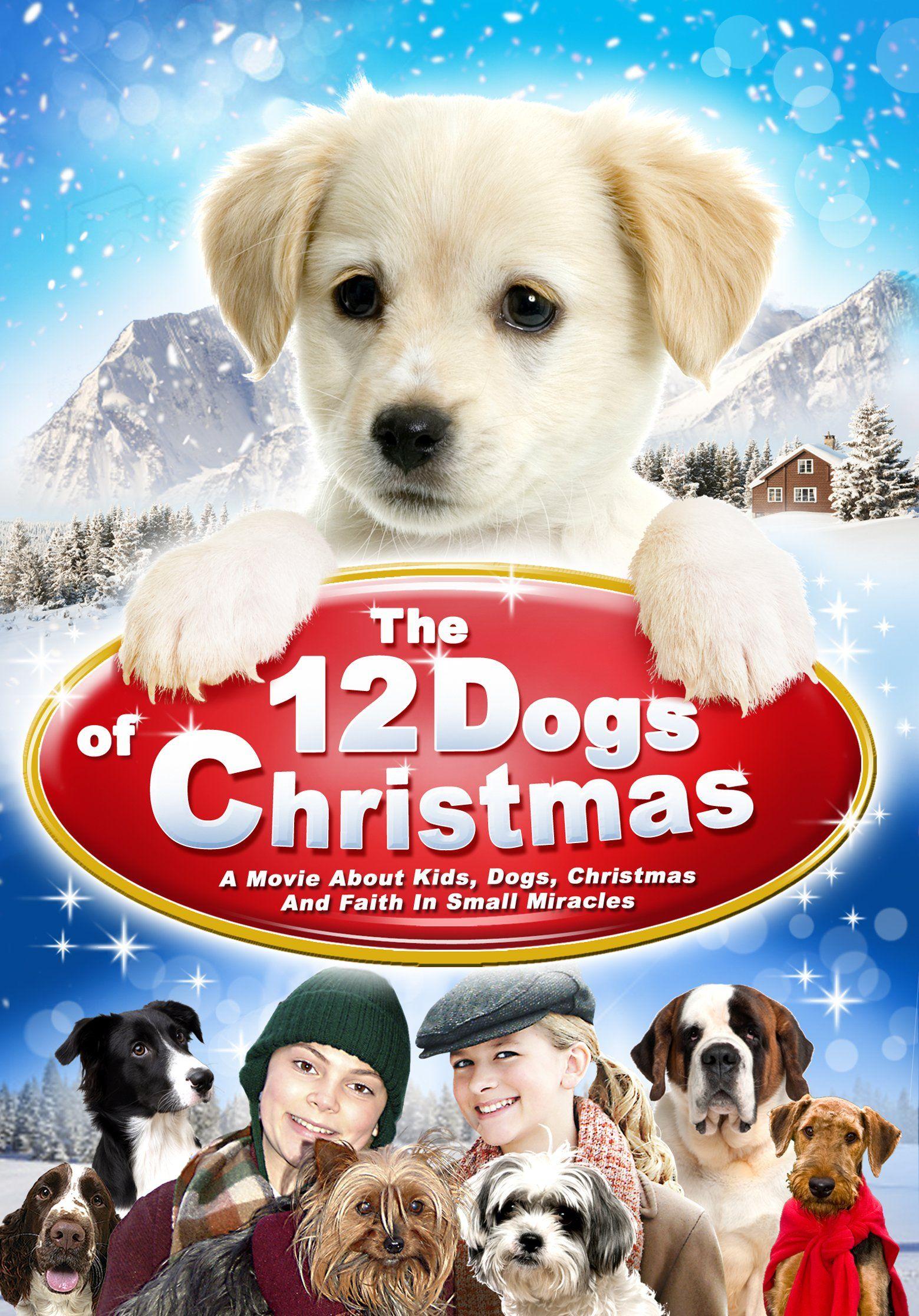 dogs of christmas