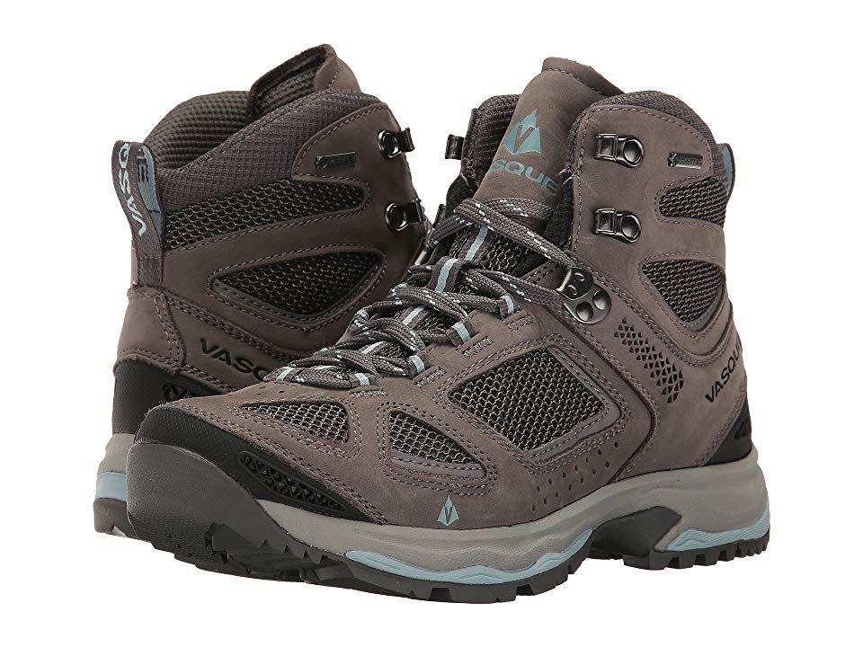 3552c4d1859 Vasque Breeze III GTX Women's Shoes Gargoyle/Stone Blue | Products ...