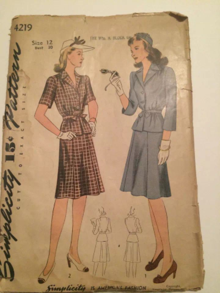 Pin de Janis Moeller en Vintage Patterns | Pinterest | Patrones de ...