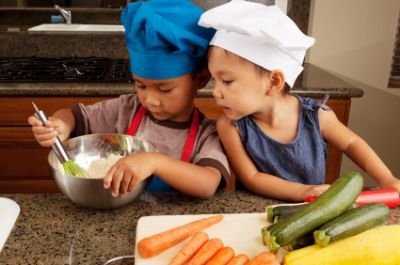 10 Easy Snacks That Kids Can Make