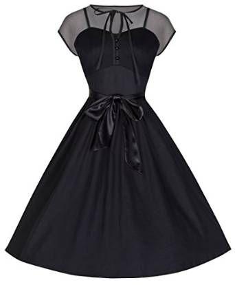 50s style evening dress uk vs usa