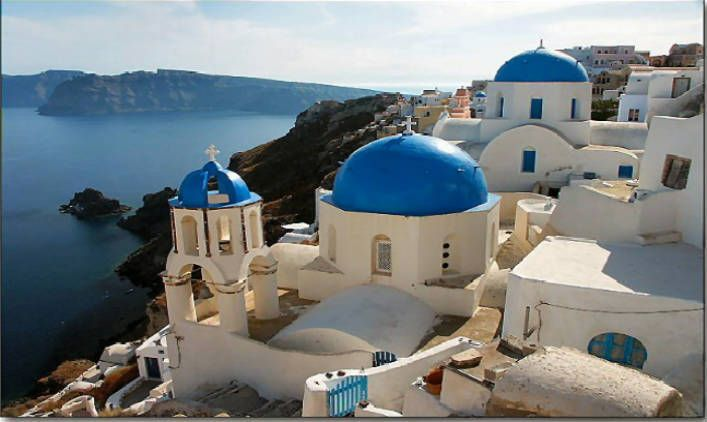 Greece...can't wait to go some day!