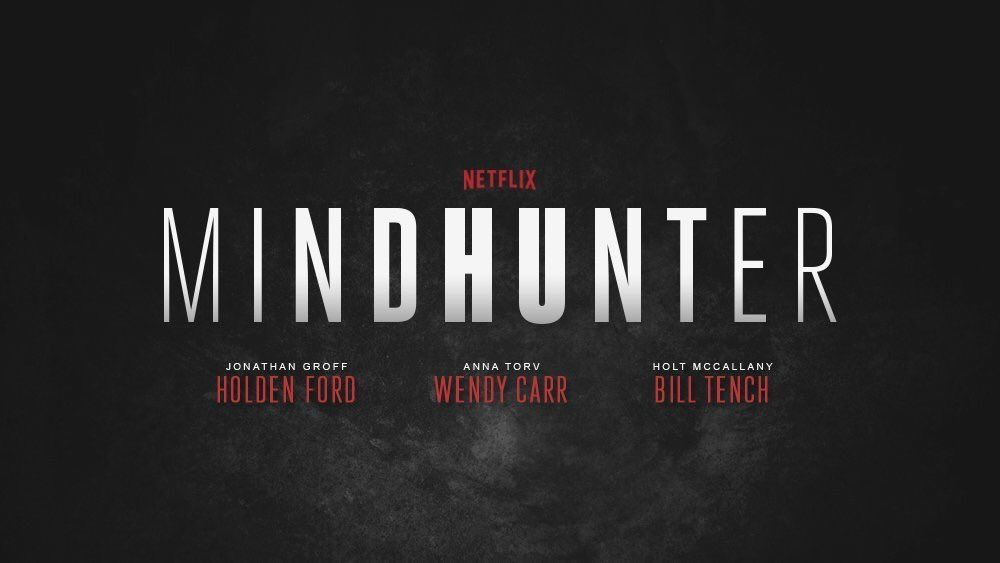 Image result for mindhunter typography