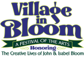 Please Join Us For The Seventh Annual Village In Bloom A Festival Of The Arts Honoring Isabel And John Bloom To B Creative Life Art Activities Face Painting