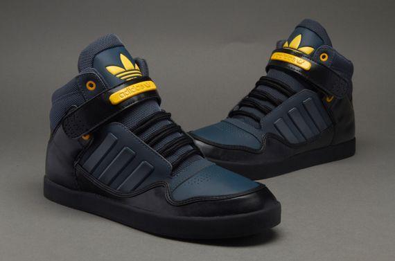 adidas Originals AR 2.0 - Mens Select Footwear - Dark Onix-Black-Ray Yellow 098005128