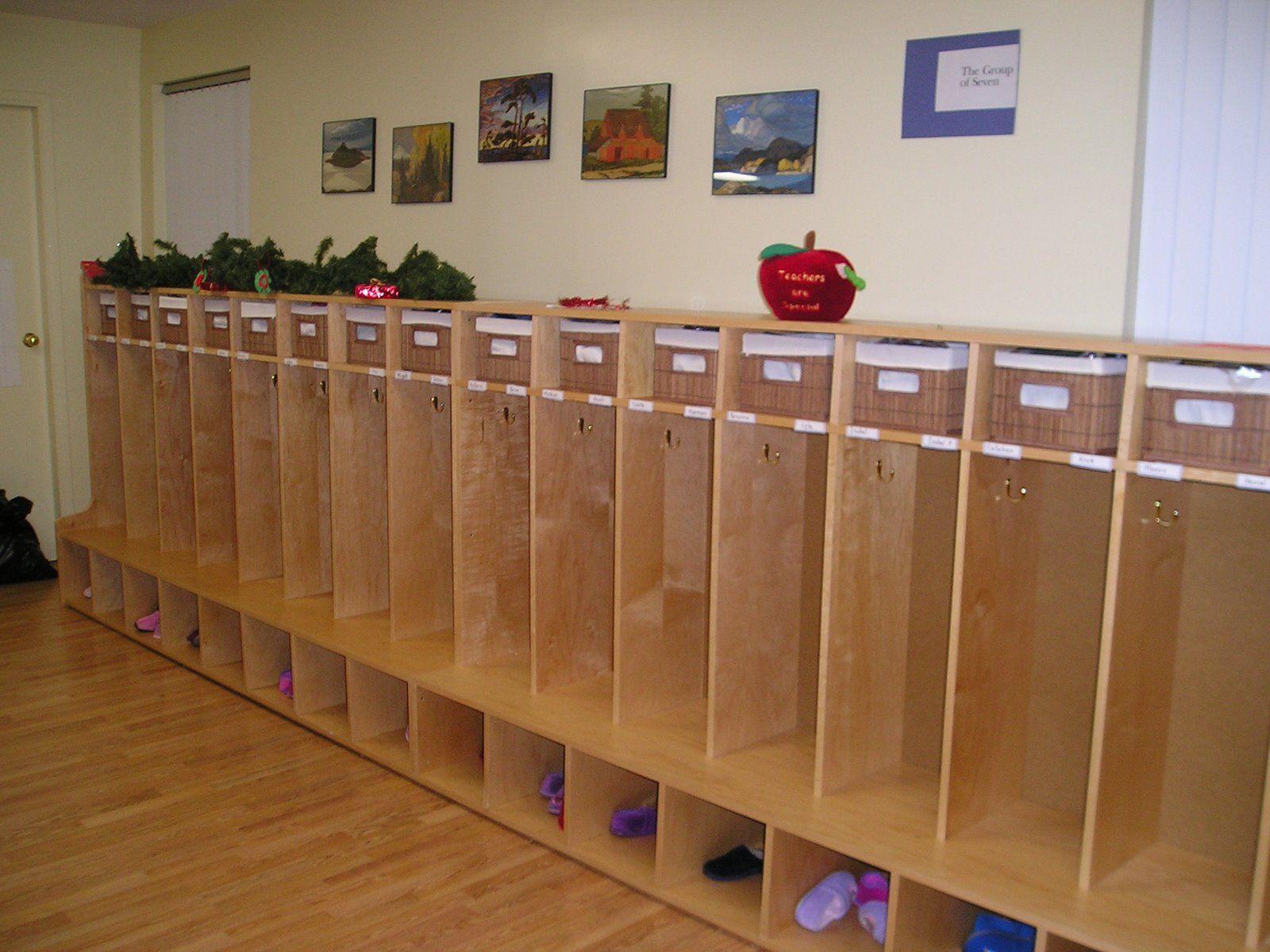 Namc Montessori Prepared Environment Classroom Coat Hooks