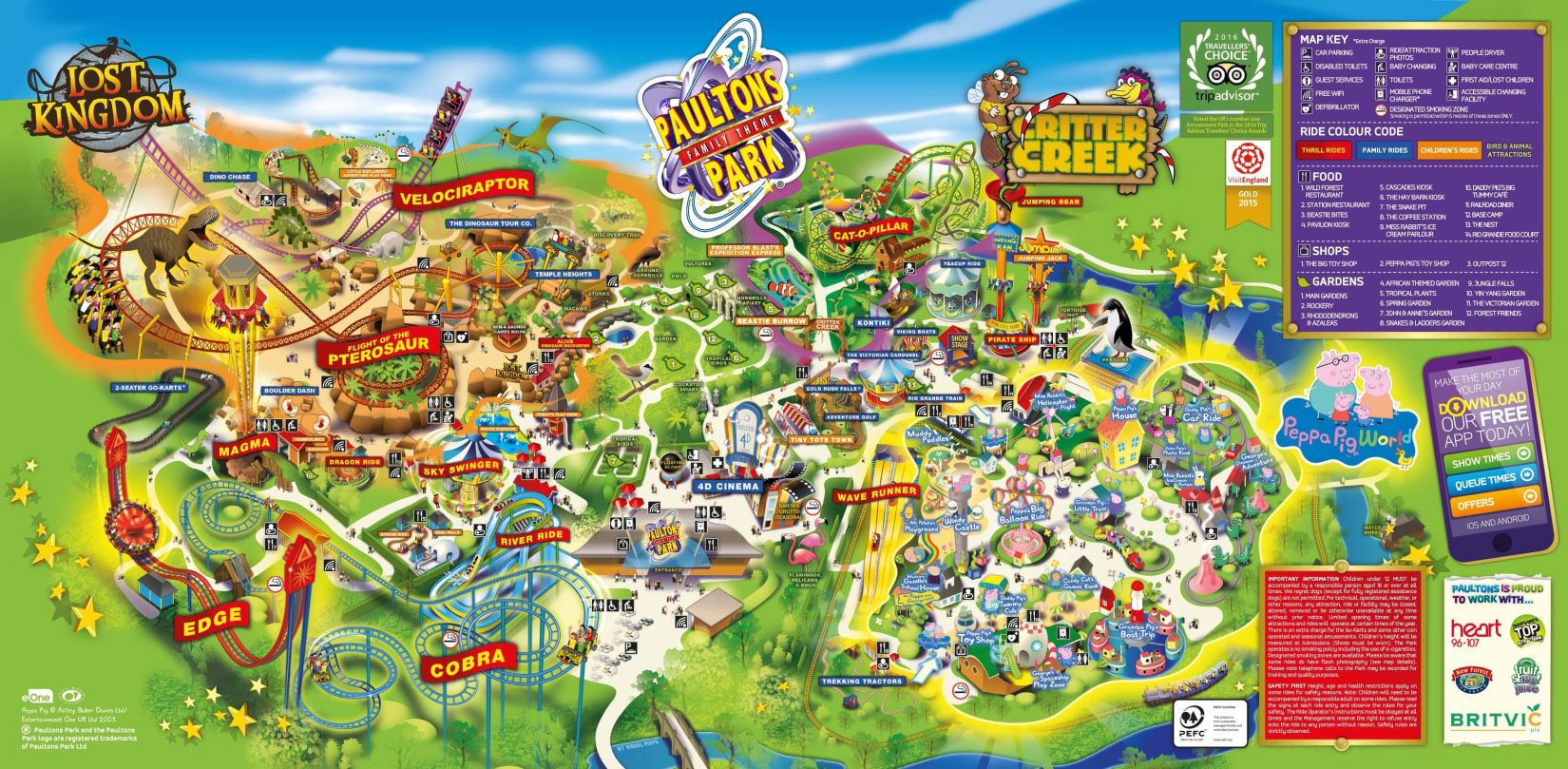 A Peppa Pig World Survival Guide Travel And Adventures Peppa Pig