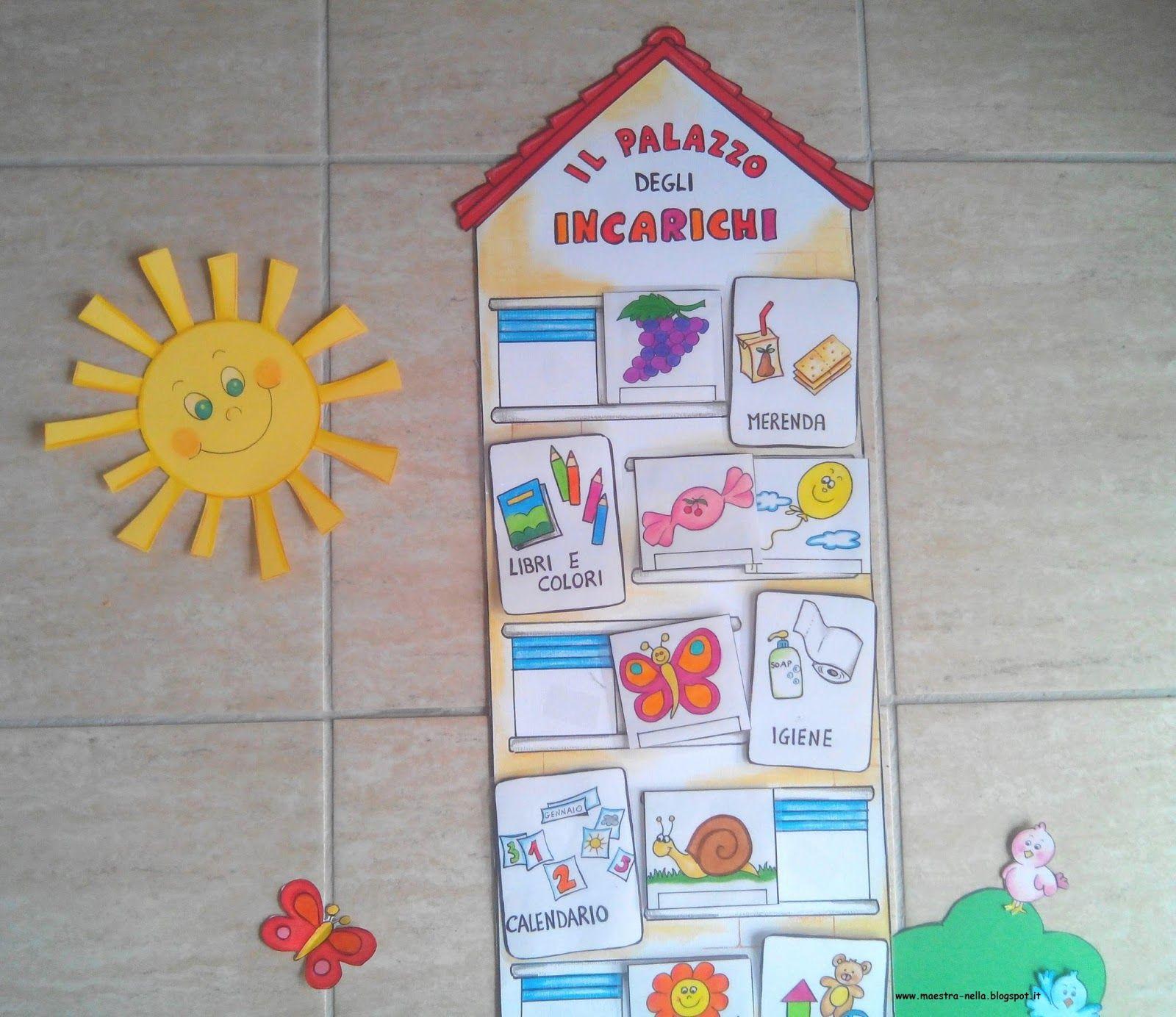 Disegni idee e lavoretti per la scuola dell 39 infanzia e for Idee per l accoglienza nella scuola dell infanzia