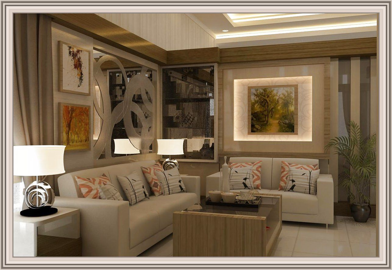 Interior Ruang Tamu Banjarbaru Interior Desain Banjarmasin