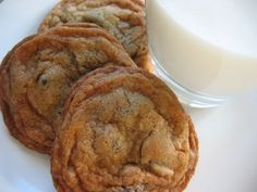 Seven years ago this month, in my early blogging days, I went on a mission. My goal: to create the best chocolate chip cookie recipe ever. Seriously, EVER. Not only did it have to be chewy in the center and crisp around the edges, it also had to have the addictively toffee-like quality that only […]